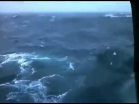 A Russian Takes On A Massive Wave…And Loses