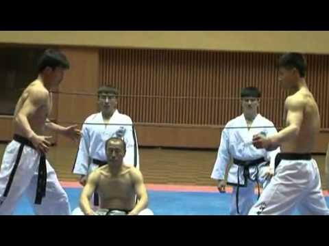 Taekwondo In North Korea
