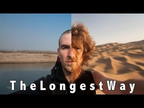 Video thumbnail for youtube video A One-Year Time Lapse Of Hitchhiking And Beard-Growing