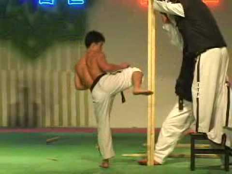 Video thumbnail for youtube video Taekwondo In North Korea