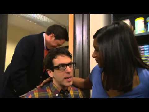 """Video thumbnail for youtube video The Best Bloopers From """"The Office"""""""