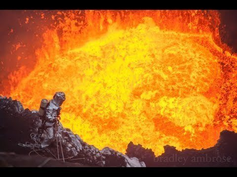 Video thumbnail for youtube video The Most Amazing Volcano Footage Ever