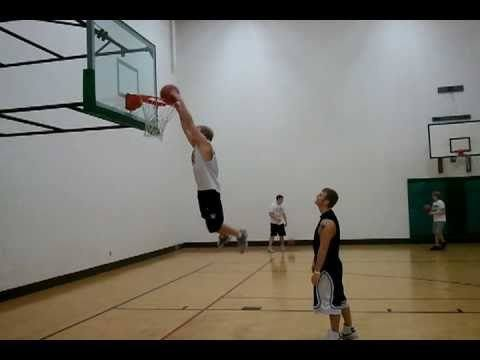 Video thumbnail for youtube video The Whitest Dunk Of All Time