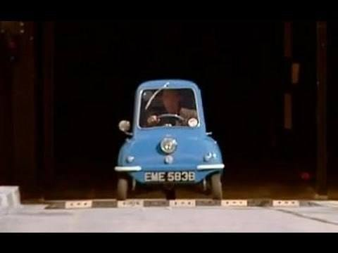 Video thumbnail for youtube video The World's Smallest Car