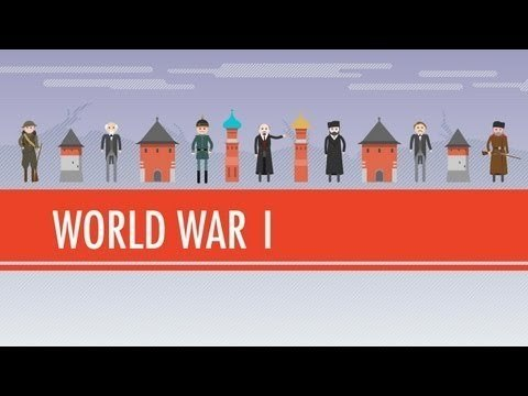 Video thumbnail for youtube video Understanding World War One