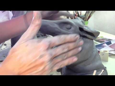 Sculpting Rats