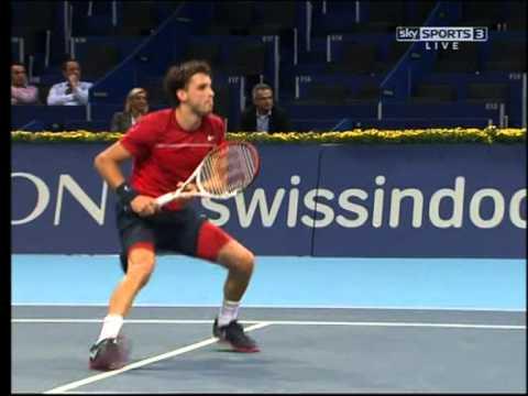 The Best Tennis Shot Of 2012
