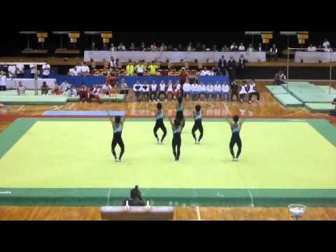 Japan's Incredible Rhythmic Gymnasts