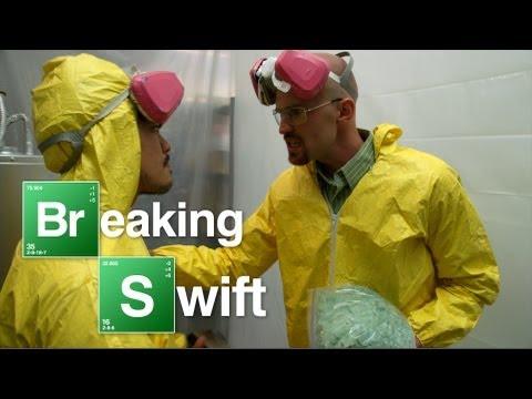 Breaking Bad + Taylor Swift Parody