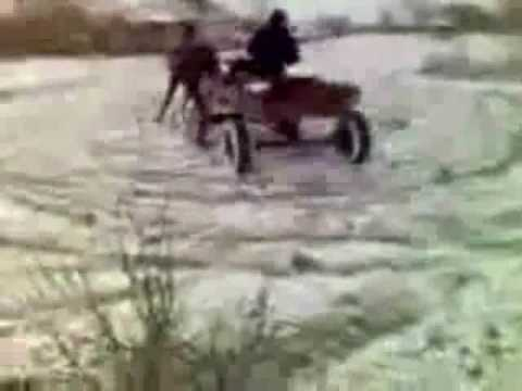 Fast & Furious Amish Drifting