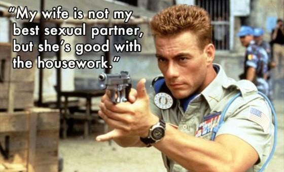 jean-claude-van-damme-quote-wife