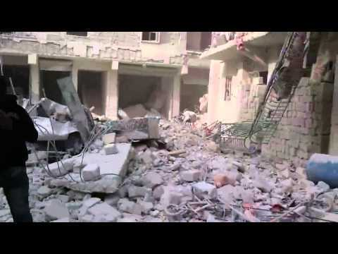 Video thumbnail for youtube video This Is What's Happening In Syria Right Now