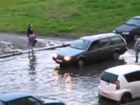 How To Deal With Flash Flooding Like A Boss