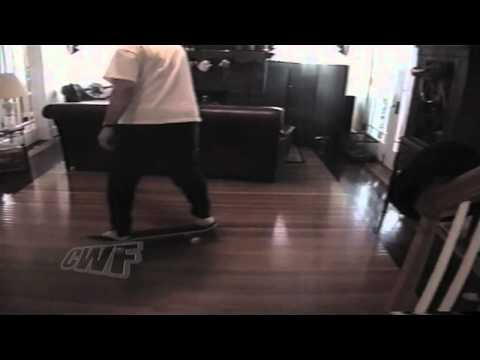 Why You Don't Skateboard Indoors