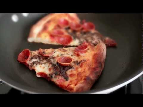 How To Perfectly Reheat Pizza