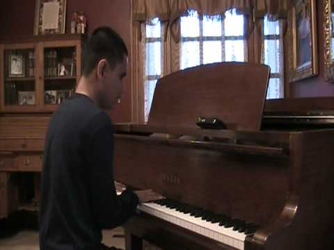 Blind Prodigy Plays Dubstep Song On Piano