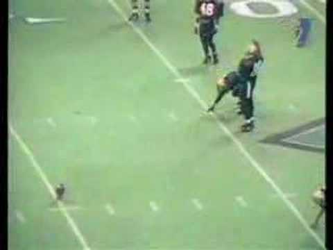 The Greatest End To A Football Game Ever