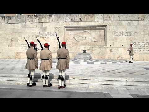 Some Strange Walkin' Greeks