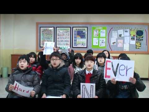 South Korean 7th Graders Perform Daft Punk