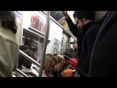 How To Pick Up Women On The Subway