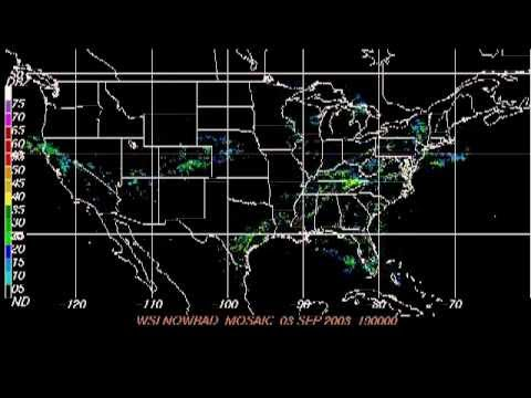 Fourteen Years Of Weather In America In 33 Minutes