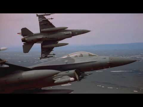 Amazing Fighter Jet Footage
