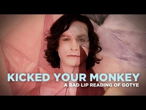 A Bad Gotye Lip Reading