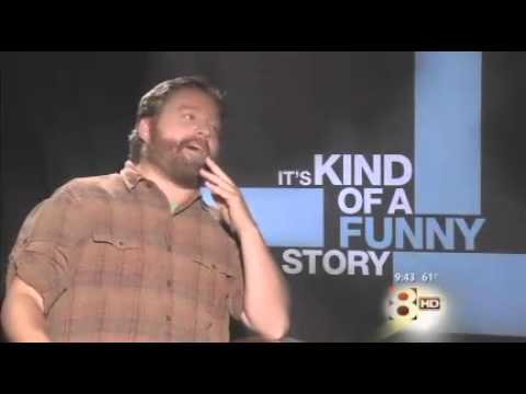 Zach Galifianakis Gets Galifianakis'ed