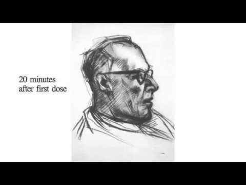 What Happens When A Portrait Artist Takes LSD