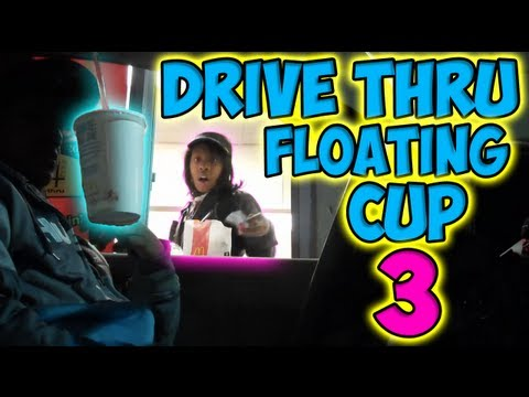 The Drive Thru Floating Cup