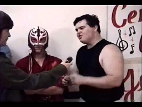 Hillbilly Wrestlers
