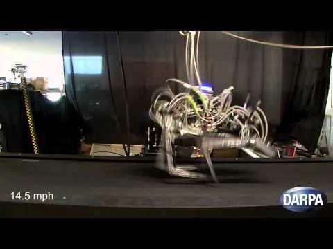 The Incredible Cheetah Robot