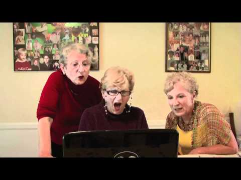 Grandmas React To The Kardashian Sex Tape