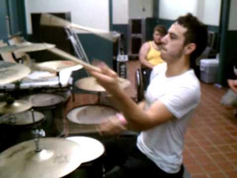 Drumming Like A Boss