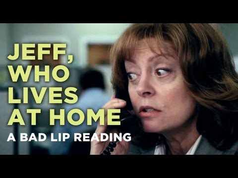 A Bad (But Very Awesome) Lip Reading