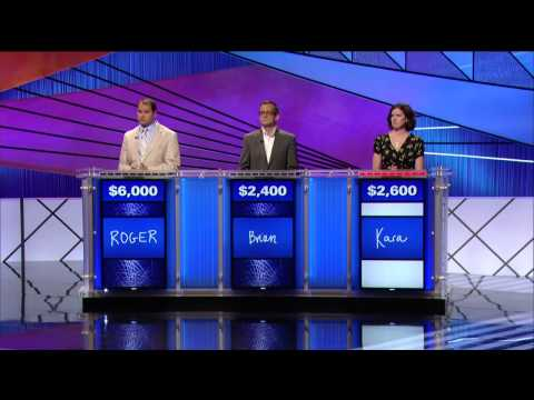 Best Jeopardy Answer Ever