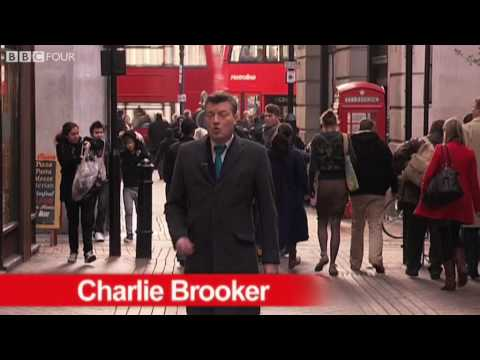 Charlie Brooker On The Hackneyed Habits Of News Reports