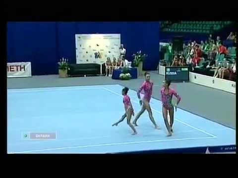 Insane Russian Gymnasts