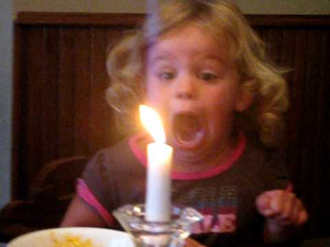 Candle Blow Out Fail