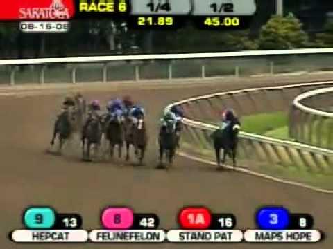 Best Horse Race Ever