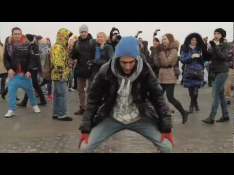 Incredible Russian Flash Mob