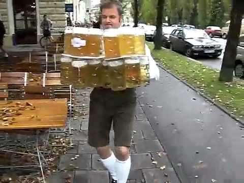 All That Precious Beer!