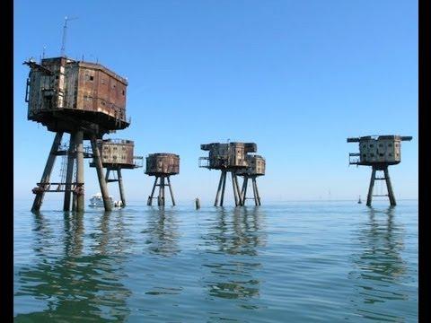 Ten Abandoned Places Explained
