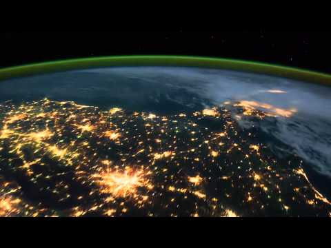 Incredible Earth Time Lapse Video From Outer Space