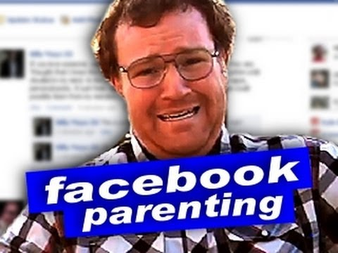 "An Awesome ""Facebook Parenting"" Parody"