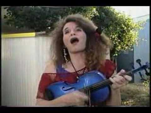The Chicken Lady Fiddler
