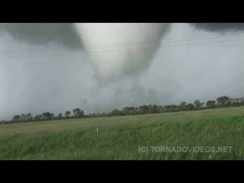 In The Middle Of A Tornado