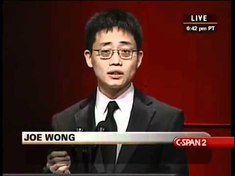 Comedian Joe Wong On China And America