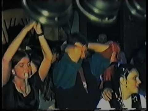A Scene From A 1992 Warehouse Rave