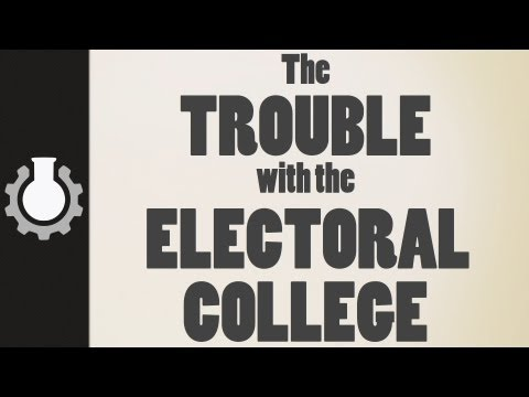 The Mathematical Case Against The Electoral College